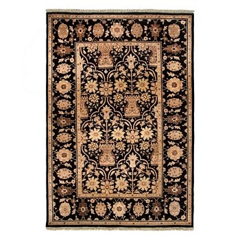 """Bloomingdale's - Valley Collection Oriental Rug, 4'3"""" x 6'"""