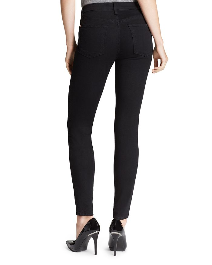 9395a7f8 Jeans - The Slim Illusion Luxe High Waist Skinny in Black