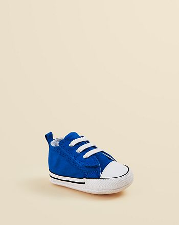 cbe1e8c02471df Converse - Infant Boys  Chuck Taylor First Star Easy Slip Crib Shoes - Baby