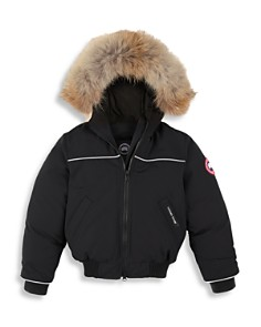 Canada Goose Boys' Grizzly Bomber Jacket - Little Kid - Bloomingdale's_0