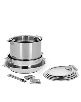 Cristel - Casteline Tech 12-Piece Cookware Set– Bloomingdale's Exclusive