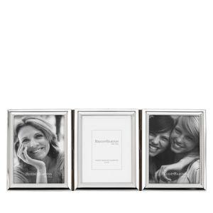 Reed & Barton Capri 3 x 5 Triple Hinged Frame