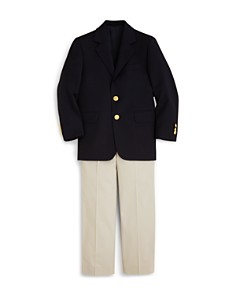 Michael Kors Boys' Wool Blazer & New Chino Pants - Little Kid - Bloomingdale's_0