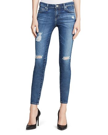 AG - Legging Ankle Jeans in 11 Years Swapmeet