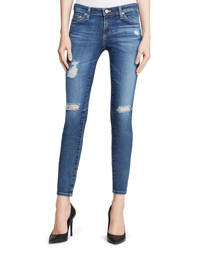 f25b1ab646c66b AG Jeans - Legging Ankle in 11 Years Swapmeet | Bloomingdale's