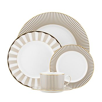 Brian Gluckstein by Lenox - Audrey 5-Piece Place Setting
