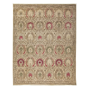 Bloomingdale's Oushak Collection Oriental Rug, 9'1 x 10'3