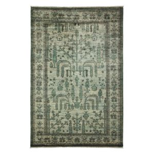 Oushak Collection Oriental Rug, 5'5 x 8'1