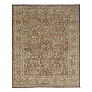 Oushak Collection Oriental Rug, 4' x 4'10
