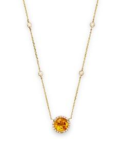 Fine Jewelry 14K Gold Pendant aT2wo1XN