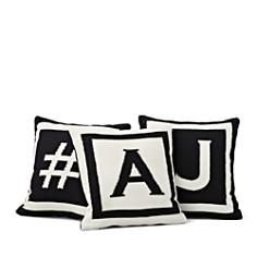 """Jonathan Adler Letter Pillow, 16"""" x 16"""" - Bloomingdale's_0"""