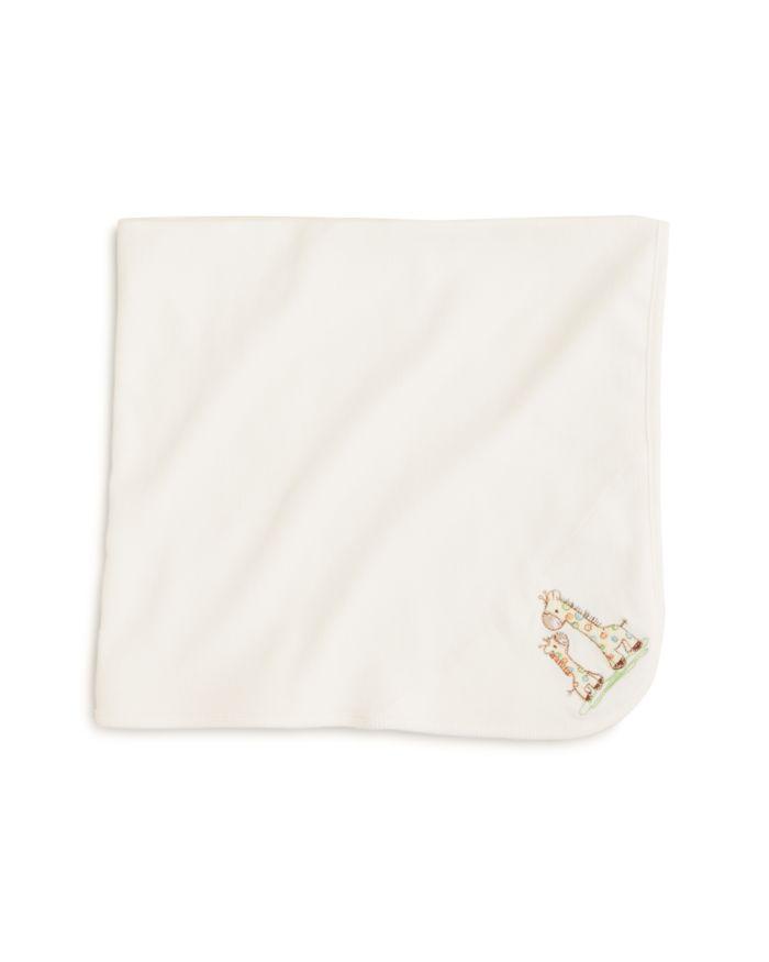 Little Me Infant Unisex Giraffe Receiving Blanket   | Bloomingdale's