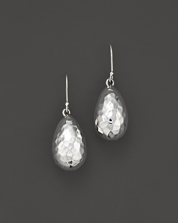 IPPOLITA - Sterling Silver Glamazon® Medium Raindrop Bead Earrings
