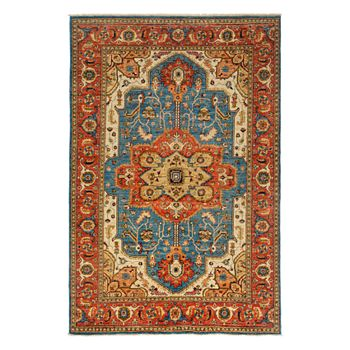 "Bloomingdale's - Adina Collection Oriental Rug, 6'1"" x 8'10"""