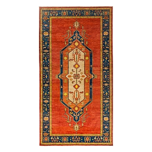 Adina Collection Oriental Rug, 7'3 x 13'7