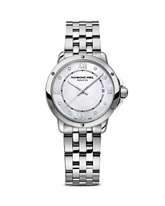 Raymond Weil Tango Watch with Diamonds, 28mm - Bloomingdale's_0