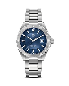 TAG Heuer Aquaracer Stainless Steel Watch, 40.5mm - Bloomingdale's_0