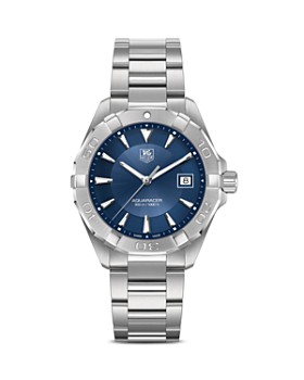 TAG Heuer - Aquaracer Stainless Steel Watch, 40.5mm