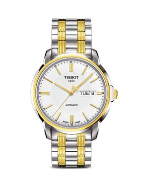 Tissot Automatic Watch Iii, 40mm