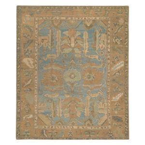 Tufenkian Artisan Carpets Firjustan Creek Sheared Oriental Rug, 9' x 12'