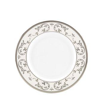 Lenox - Opal Innocence Silver Salad Plate