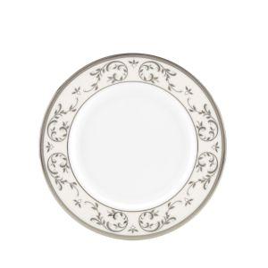 Lenox Opal Innocence Silver Salad Plate