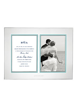 kate spade new york - Take the Cake Frame Double Invitation Frame