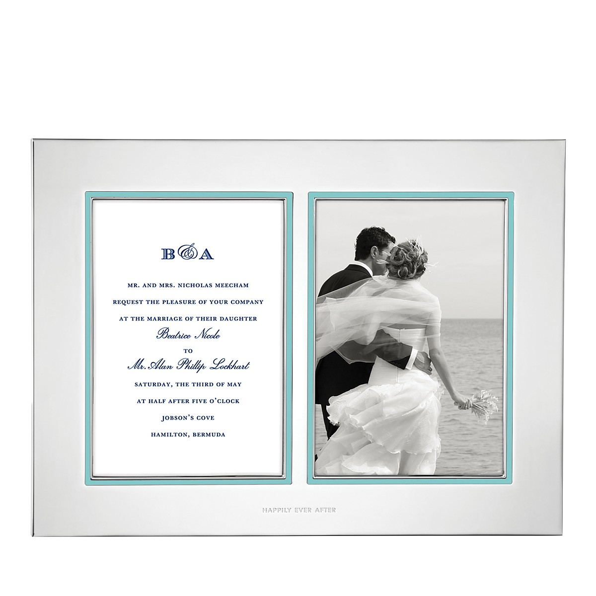 kate spade new york Take the Cake Frame Double Invitation Frame ...