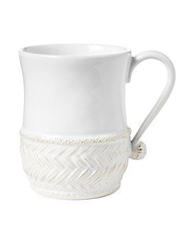Juliska - Le Panier Whitewash Mug