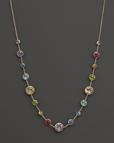 "IPPOLITA 18K Rock Candy® Lollitini Short Necklace in Lollipop Rainbow, 16–18"" - Bloomingdale's_0"