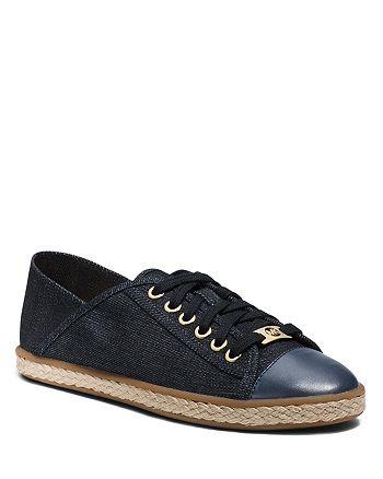 f45d2c2d4cf3 MICHAEL Michael Kors - Lace Up Sneakers - Kristy Slide