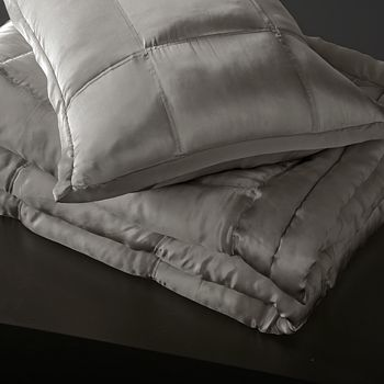 Donna Karan - Silk Quilted European Sham