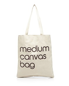 Bloomingdale's - Medium Canvas Tote   - 100% Exclusive