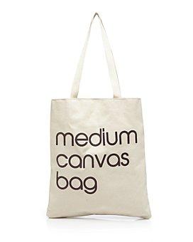 Bloomingdale's - Medium Canvas Tote   - 100% Exclusive