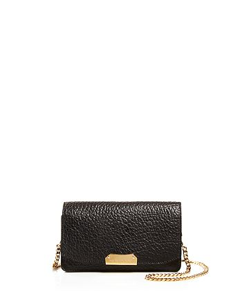 56556e4c06ec Burberry - Madison Wallet On A Chain Crossbody