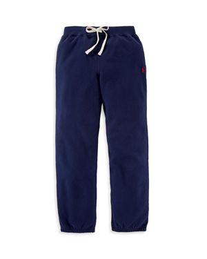 Ralph Lauren Childrenswear Boys' Fleece Pants - Big Kid thumbnail
