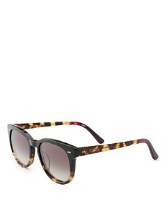 TOMS - Women's Dodoma Round Sunglasses, 51mm