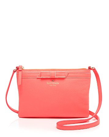 $kate spade new york Crossbody - Cobble Hill Bow Tarin - Bloomingdale's