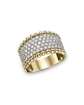 Bloomingdale's - Diamond Band Ring in 14K Yellow Gold, 1.25 ct. t.w. - 100% Exclusive