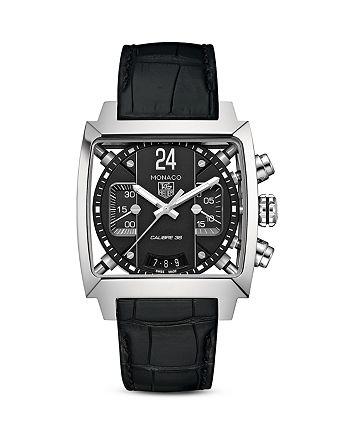 TAG Heuer - Monaco Chronograph Watch, 40.5 mm