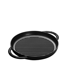 """Staub 10"""" Round Double Handle Pure Grill - Bloomingdale's_0"""