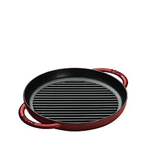 Staub 10 Round Double Handle Pure Grill