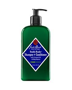 Jack Black Double-Header™ Shampoo + Conditioner - Bloomingdale's_0