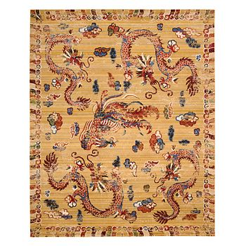"Nourison - Dynasty Collection Area Rug, 7'9"" x 9'9"""