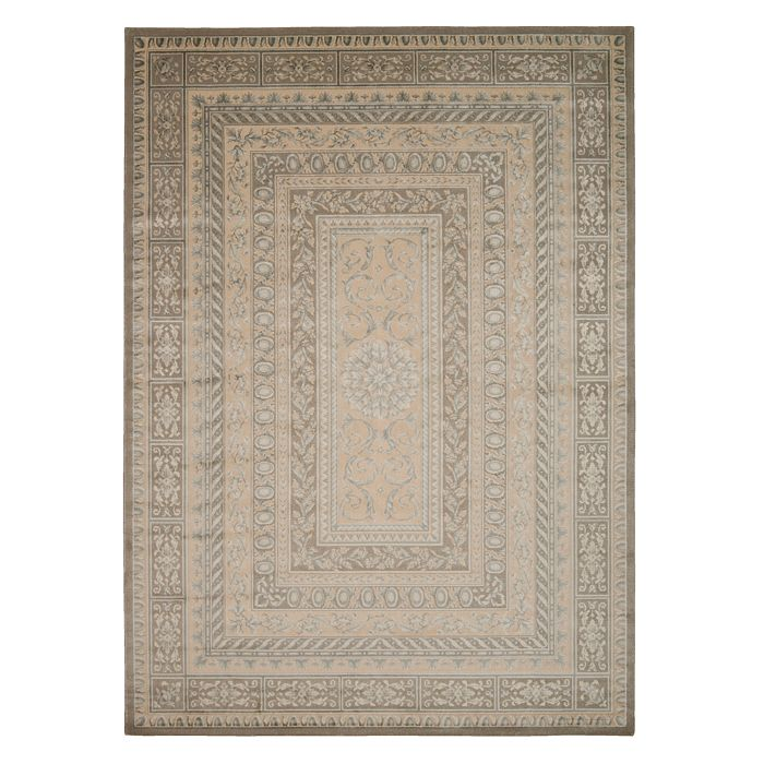 "Nourison - Platine Collection Area Rug, 3'5"" x 5'5"""