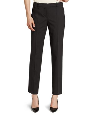 Boss Tiluna Stretch Wool Ankle Pants