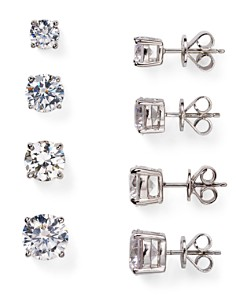 Crislu - Stud Earrings