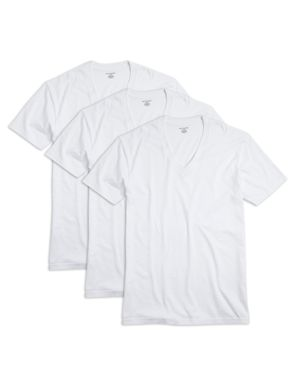 The Men's Store at Bloomingdale's V-Neck Tee, Pack of 3