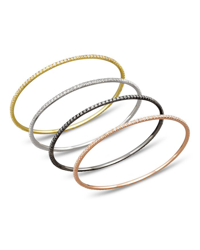 KC Designs - Diamond Bangle in 14K Gold