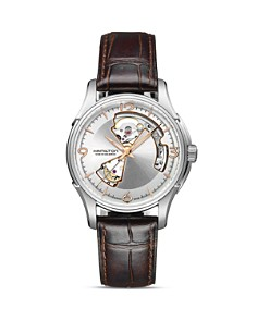 Hamilton Jazzmaster Open Heart Watch, 40mm - Bloomingdale's_0